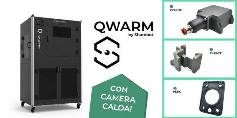 cover lancio qwarm