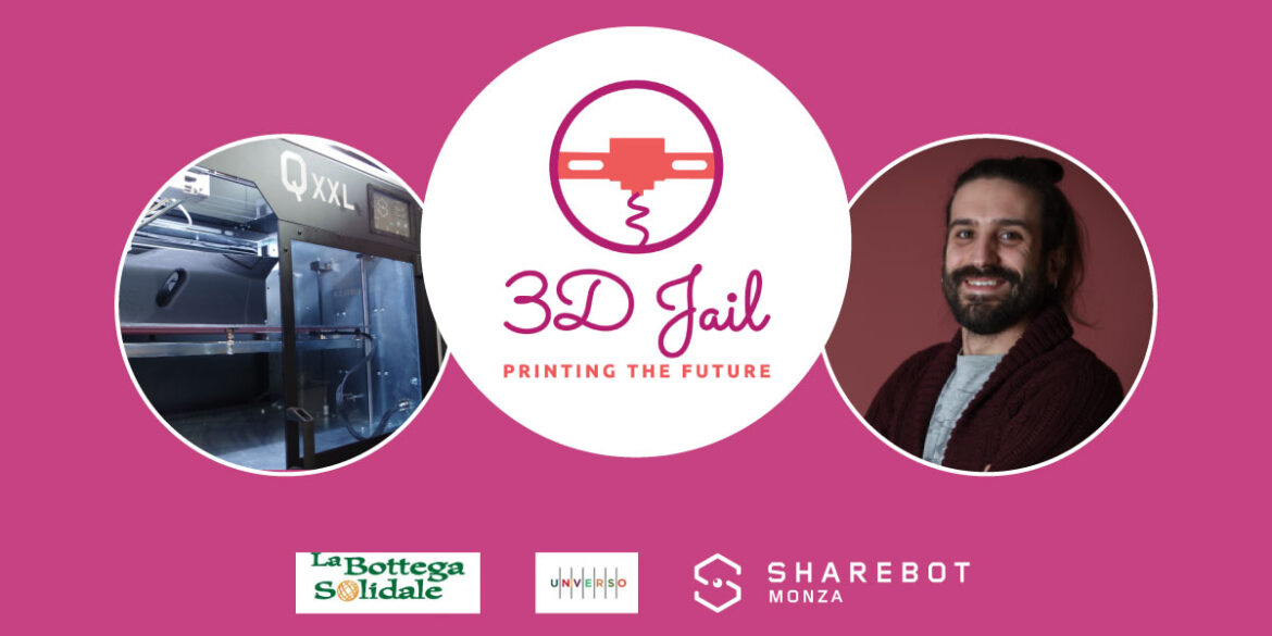 3d jail stampa 3d carcere